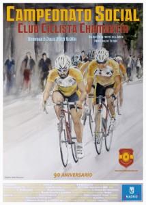Campeonato Social del Club Ciclista Chamartín 2015