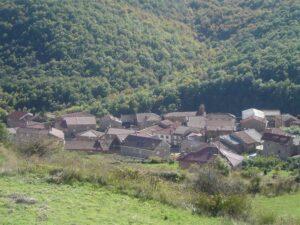 Brañosera, montaña palentina. El municipio más antiguo de España. Foto EP.