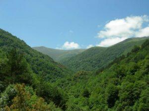 Sierra de la Demana en Burgos. Foto Turismo Burgos
