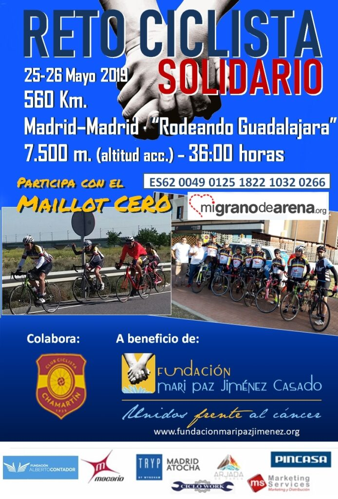 Reto Ciclista Solidario 2019